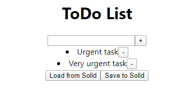 To-do list app interface overview